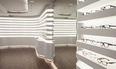 optical shop design layout bela benedek optical shop design design optika