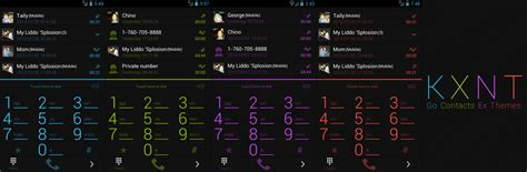 miui sms themes minimal themes go sms pro go contacts go launcher go