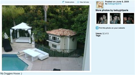 paris hiltons dog house house for paris hilton s dogs 12 pics izismile com