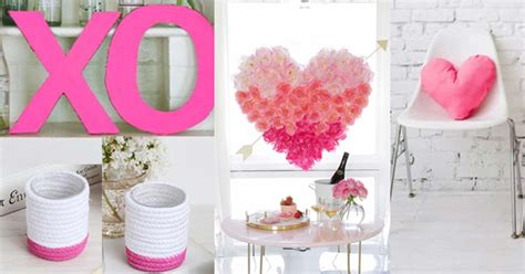 room decor diy projects 30 creatively pink diy room decor ideas