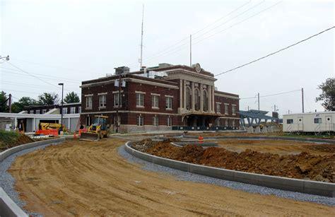 Lancaster County Pa Property Records File Lancaster Amtrak Station Sept 2011 Jpg Wikimedia Commons