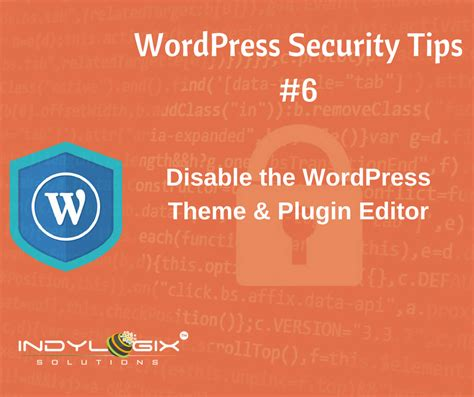 wordpress theme editor line numbers top 15 wordpress security tips step by step april 2018