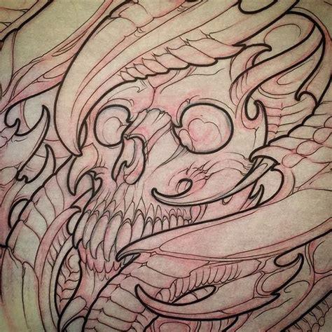 biomechanical tattoo san diego terryribera remington tattoo parlor