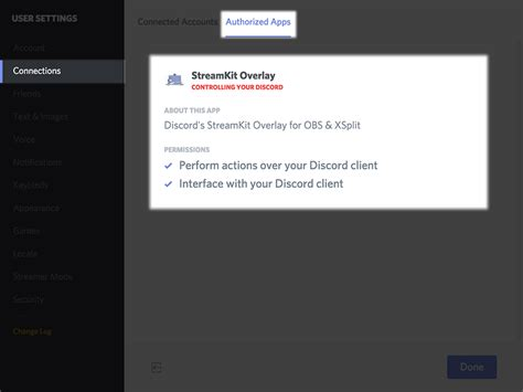 discord overlay obs using discord s obs streamkit overlay discord
