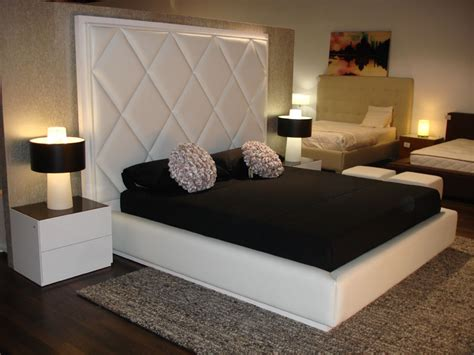 made bed this custom made bed is stunning contemporary furniture