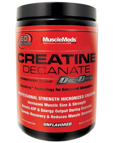 creatine m you creatine decanate by musclemeds micronized creatine