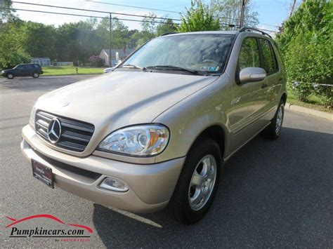mercedes ml350 2003 in new jersey nj stock no