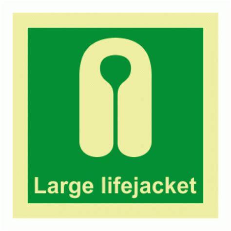 Imo Sign Jacket imo large jacket photoluminescent sign