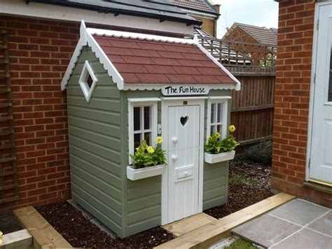 Playhouse Windows And Doors Ideas 17 Best Images About Rabbit Shed On Window Boxes Cottages And Sheds