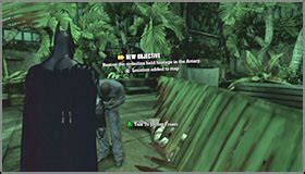 Collectibles Botanical Gardens Part 4 Batman Arkham Batman Arkham Asylum Botanical Gardens