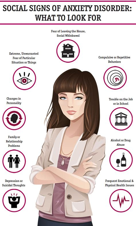 anxiety symptoms anxiety disorder treatment center