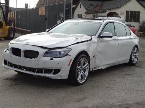 how to sell used cars 2012 bmw 6 series security system sell used 2012 bmw 740il damaged salvage only 21k miles loaded priced to sell wont last in