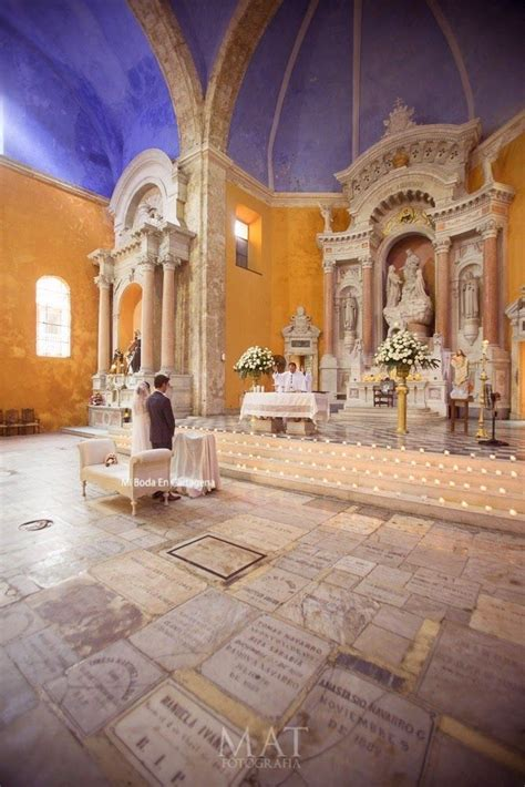Ceremony venue, churches cartagena colombia, Mi Boda En