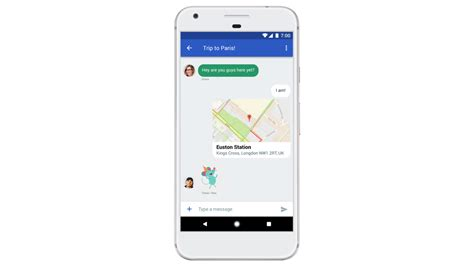 android messaging pushes for rcs messaging with quot android messages