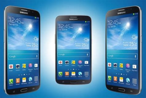 Led Samsung Galaxy Mega samsung launches galaxy mega 2 at rs 20 900 hostonnet