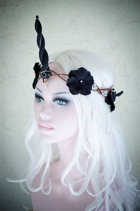 black unicorn costume horns halloween costumes and unicorns on pinterest