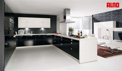 u shaped kitchen types of kitchens alno