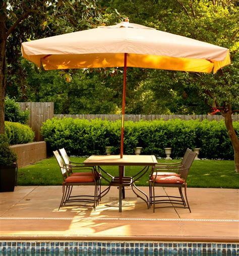 Small Patio Umbrellas Small Patio Umbrella For Enjoyable Moment The Home Decor Ideas