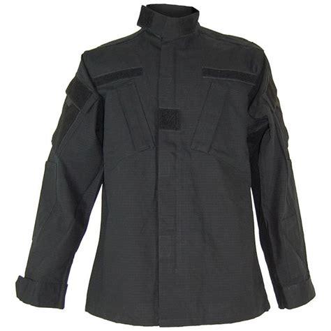 Combat Shirt Black teesar acu combat shirt black
