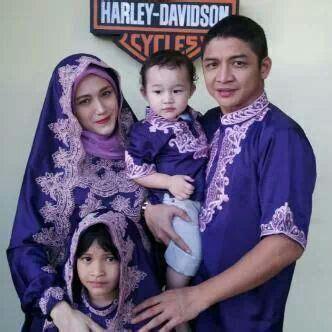 Baju Muslim Keluarga Artis 35 Model Baju Lebaran Keluarga Artis Terbaru 2018