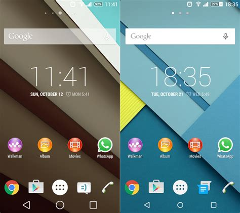 Themes For Rooted Android Lollipop | theme 4 3 android 5 0 lollipop 4 4 2 no root