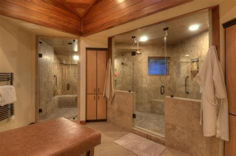 Ideas For Master Bathroom New Master Bathroom Shower Ideas Small Bathroom