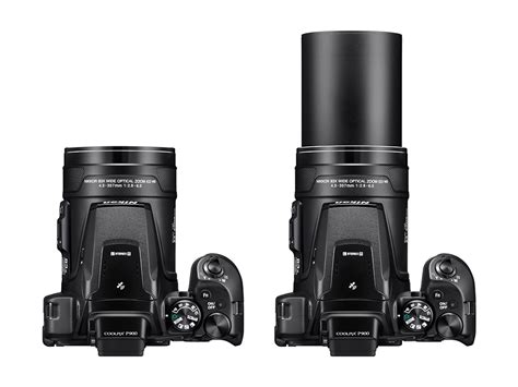 Nikon P900 Wont Take Picture by Nikon S New Point And Shoot Has An Absurdly Zoom Range Wired