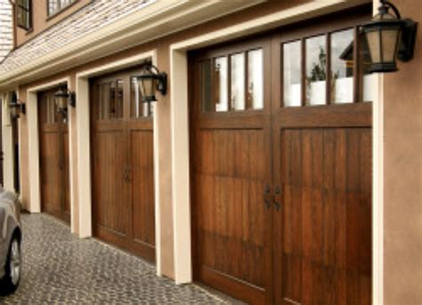 Wood Looking Garage Doors Photos Wood And Glass Carriage Doors Best Tucson Garage Door Repair Custom Wood Garage Doors