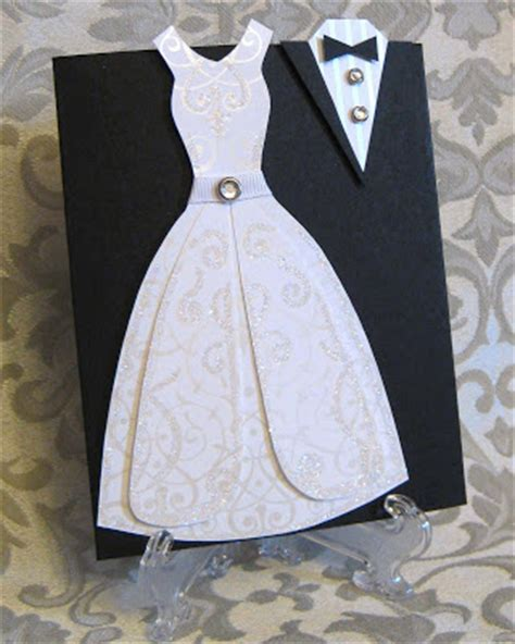 wedding dress template st n design free template wedding card