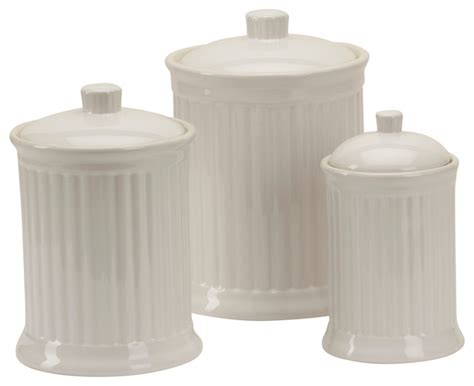 Farmhouse Kitchen Canister Sets And White Farmhouse Kitchen Canisters Quicua