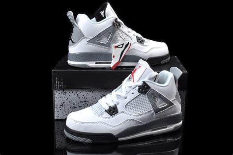 Schuhe Lebron Schuhe Lebron 11 C 52 53 air 4 womens white cement cheap lebron