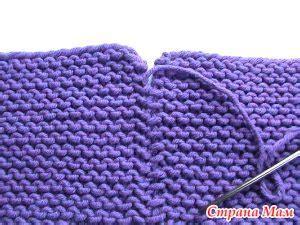 how to attach knitted pieces together золушка кукла перевертыш вяжем руки волосы и аксессуары