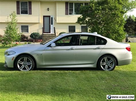 bmw 5 series 2013 for sale 2013 bmw 5 series m sport for sale in united states