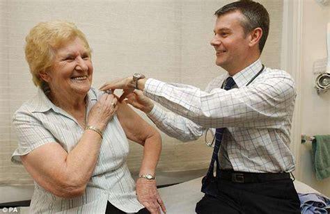 nhs hospitals are bribing nurses to get their flu jabs