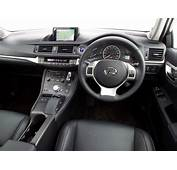 Lexus CT 200h F Sport 2010