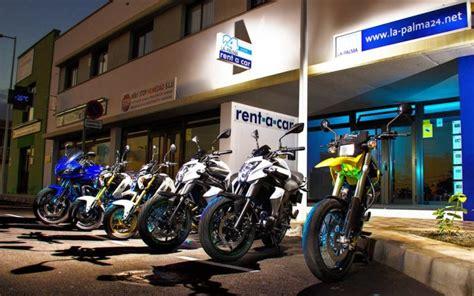 Motorrad Mieten La by Motorrad Mieten La Palma Sonderangebote