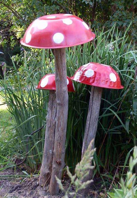 19 best diy garden ideas using kitchen items utensils