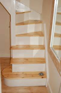 dachgeschoss treppen narrow space saving stairs small attic spaces lofts