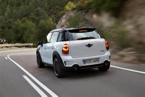 Mini Cooper S All4 Review Mini Countryman Cooper S All4 Review Pictures Evo