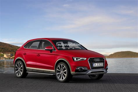 Audi News 2014 by Audi Q2 Coming In 2014 Autoevolution