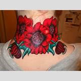 Opium Poppy Flower Tattoo | 600 x 450 jpeg 78kB