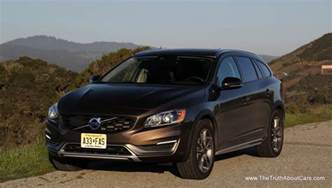 Cross Country Volvo 2015 5 Volvo V60 Cross Country Engine 2 5l 5 Cylinder 002
