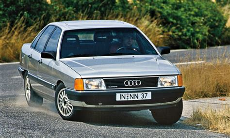 Audi 100 2 8 Technische Daten by Audi 100 C3 Autozeitung De