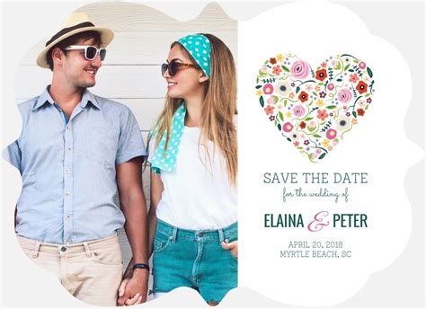 Wedding Save The Date Wording Examples