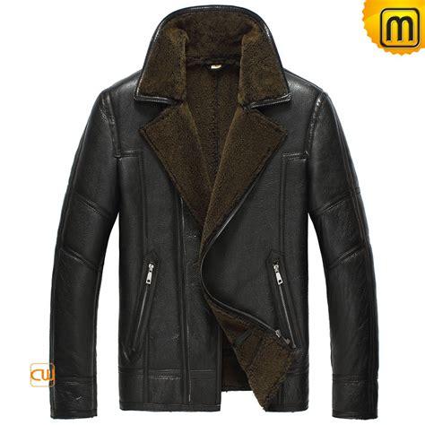 winter motorcycle jacket men s sheepskin shearling motorcycle jacket cw865131
