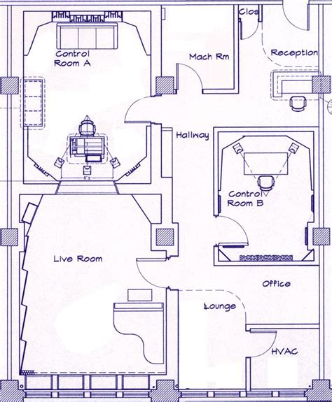 music studio floor plans recording studio layout design mibhouse com