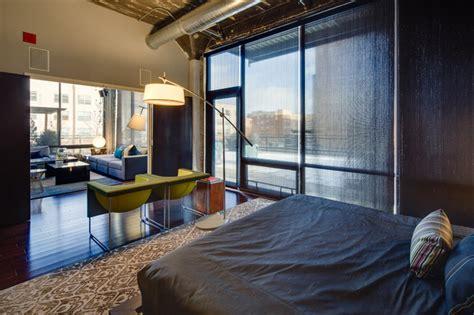 bedroom warehouse dwelling designs warehouse district loft industrial