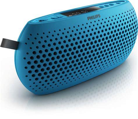 Radio Speaker Portable All In One Mp3 Usb Rolinson Rl 4028 portable speaker sbm130blu 00 philips