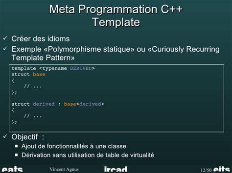 c metaprogramming multidimensional typelist
