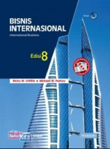 Bisnis By Griffin bukukita bisnis internasional edisi 8 cd book